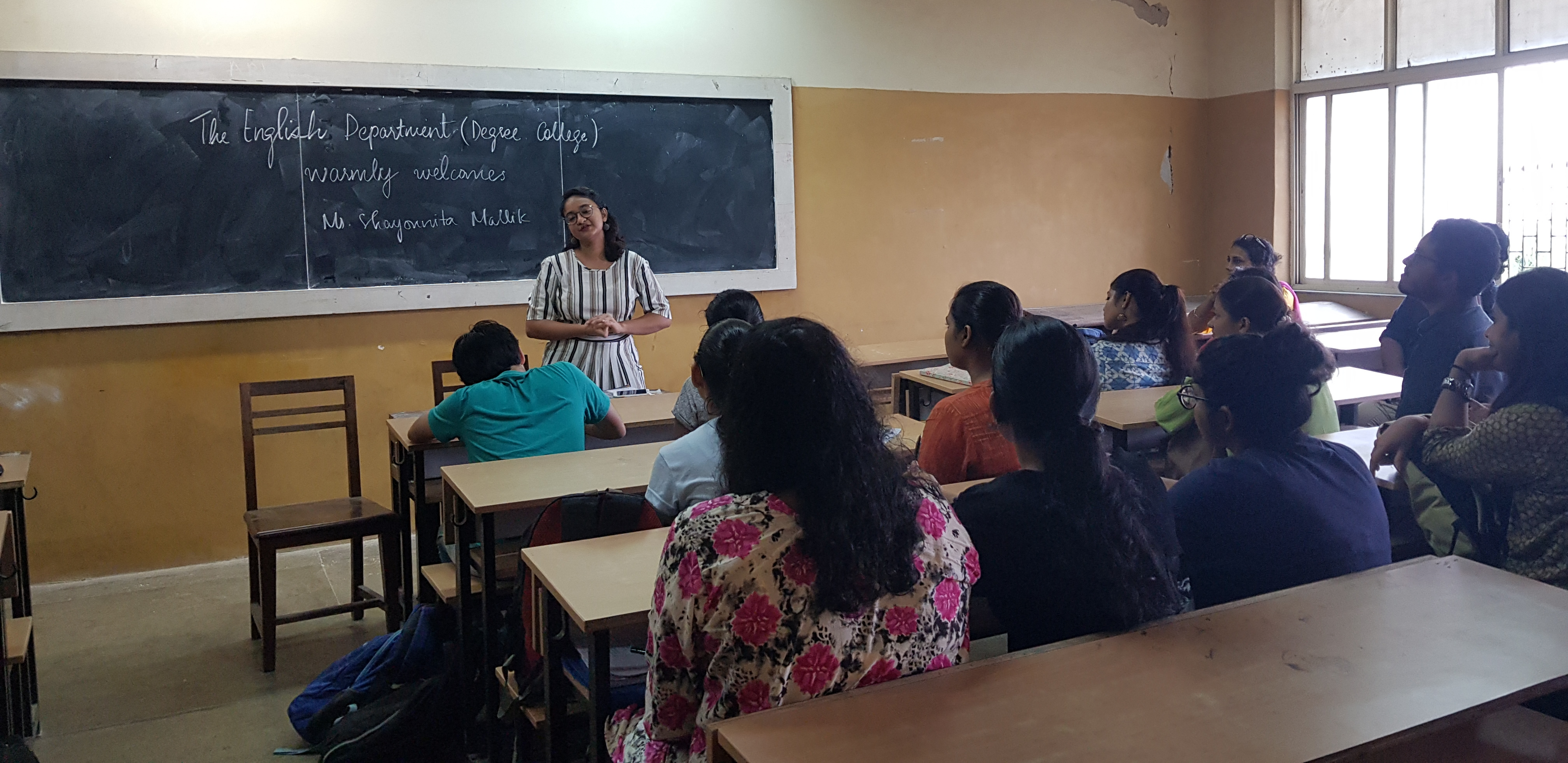 Guest lecture on online newspaper reporting English Association 11th July 2019.jpg
